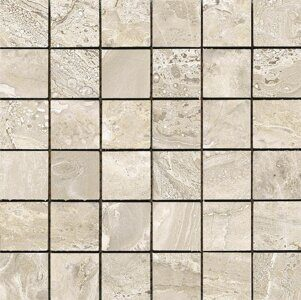 Mosaico River Cream 30x30