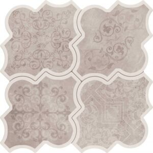 Eternity Deco Gris 45x45