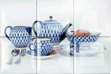 Teaport Picture 6pz 45x30